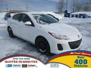 2013 Mazda MAZDA3 GX | BLUETOOTH | CLEAN | MUST SEE