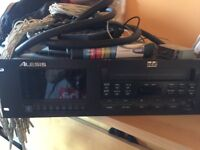 Alesis Adat with all cables and footswitch