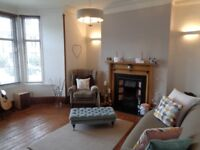 2 BEDROOM FULLY FURNISHED GROUND FLOOR FLAT WITH GARDEN CLIFTON ROAD ABERDEEN AB24 4RH
