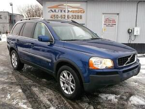 Volvo XC90 2,5 L Turbo 2006