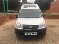 FIAT DOBLO 1.9 ACTIVE MULTIJET DIESEL 2009 ** WHEELCHAIR ACCESS **