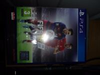 Playstation 4 Fifa 16 Game - Factory Sealed - Bargain