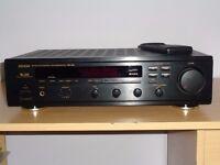 Denon DRA 455 Tuner Amplifier