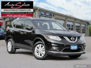 2015 Nissan Rogue AWD ONLY 80K! **PAN-SUNROOF**BACK-UP CAM**C...