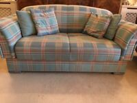 Sofa bed and recliner