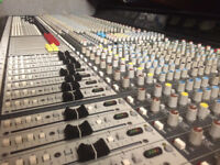 Allen and Heath GI3800 Analog Mixing Console