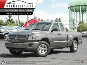 2010 Dodge Dakota Extended Cab 4WD