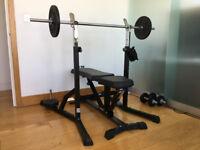 Kettler Gym Bundle in excellent condition