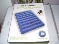 Lichfield Double Air Bed