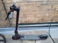 Aovo Pro electric scooter, been chipped does genuine 20MPH