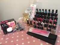 Gel polishes and other products