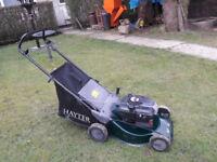 Hayter jubillee 48 Petrol Lawnmower