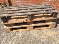 3 x Wooden Pallets available for free collection only