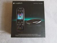 LOGITECH HARMONY ULTIMATE Touch Screen WITH HUB - NEW