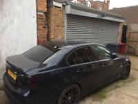 BMW E90 318i petrol automatic 2005 breaking for spare parts