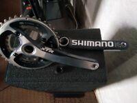 Shimano XTR M985 10x2 crank