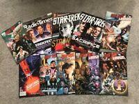 Bundle of Star Trek comics