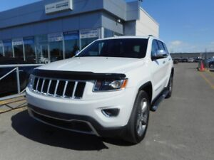 2014 Jeep GRAND CHEROKEE LIMITED AWD NAV/TOIT/CUIR