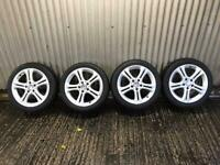 "Genuine 17"" Mercedes Benz A Class Sport Alloy Wheels - 5x112 - will fit VW, Audi, Seat, Skoda"