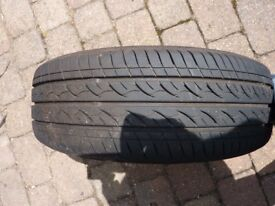 Tyre and Rim - Tyre Size 175/65/R14