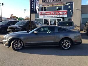 2014 Ford Mustang PONY EDITION|LEATHER| Oakville / Halton Region Toronto (GTA) image 1