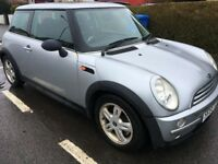 2005 MINI ONE D 1.4 DIESEL 6 SPEED MANUAL ONLY £30 ROAD TAX! 60 MPG PANORAMIC SUN-ROOF!!