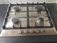 Bosch gas cooker top
