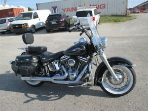 2011 Harley-Davidson Heritage Softail Classic ABS