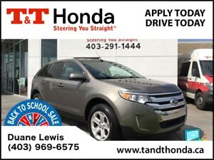 2013 Ford Edge SEL*Locally Owned, CD/USB, Heated Seats*