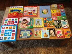 Baby/ Toddler Book Bundle 20+ books