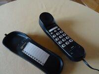 Home Slim Phone with long flex