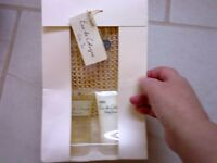 M&S Hand mitt , shower and body lotion As New never opened