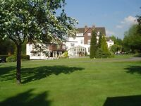 Live-in Gardener Required for busy Spa Hotel and Wedding Venue near Guildford