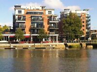 3 bedroom flat in CHARTER QUAY, KINGSTON RIVERSIDE