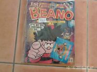 Beano No.3061 New in original packaging (March 17th 2001)