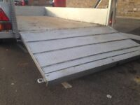 Plant trailer heavy duty