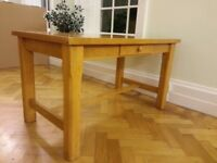 John Lewis Solid Wood Dining / Kitchen Table