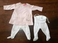 Baby girl H&M bundle. Newborn / up to 1 month
