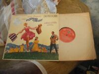 Vinyl Original Recordeing Of The Sound Of Music (perfect condition) 1965