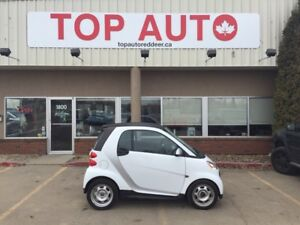 2013 Smart Fortwo Pure Great on fuel
