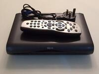 Sky TV HD multiroom box & remote/power cable DRX595-C