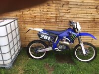 Yamaha yz 125 road legal