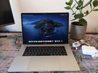 MacBook Pro 15, 2017 Touch Bar High specs