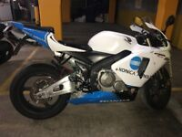 Honda cbr600rr 2005 only 13k miles