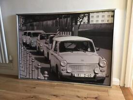 Large canvas