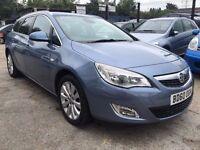Vauxhall Astra 1.6 i VVT 16v SE 5dr FREE 1 YEAR WARRANTY, NEW MOT, FINANCE AVAILABLE, P/X WELCOME