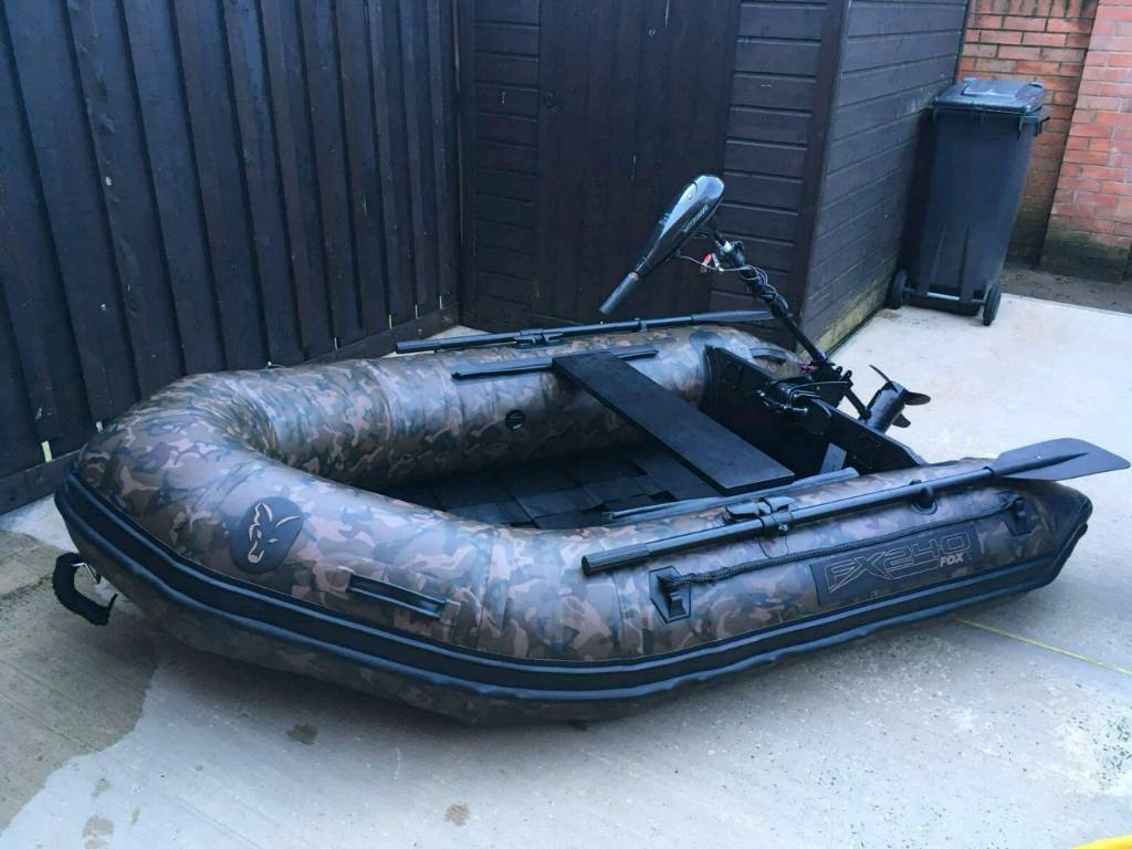 Fox fx240 inflatable boat for sale | in Belfast | Gumtree