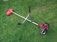 Petrol strimmer 52cc engine in very good condition