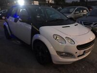 Smart Forfour 1.1 Pulse 5dr£1,475 p/x welcome FREE WARRANTY, LONG MOT,FINANCE AVAILABLE, P/X WELCOME