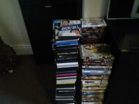 over 200 dvd s